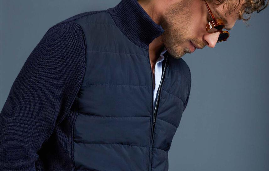 Zanone Outerwear