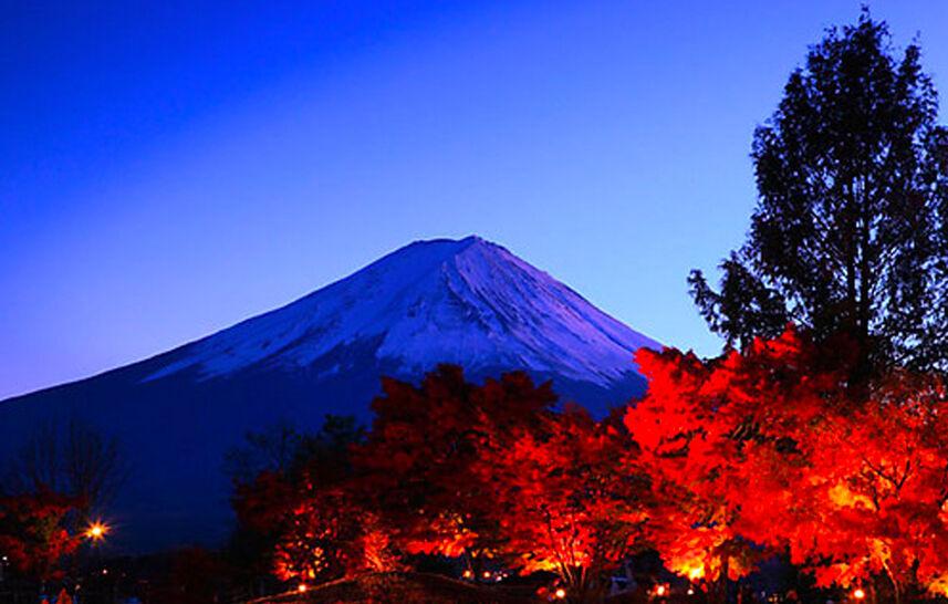 葛飾北斎も愛した富士山を愛でる週末旅