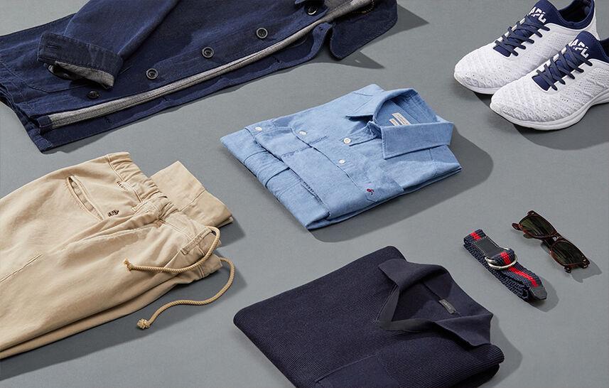 Refresh your wardrobe!