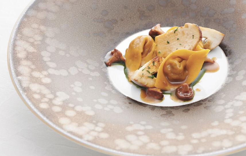 イタリア料理の大使
