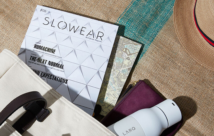 The new Slowear Magazine