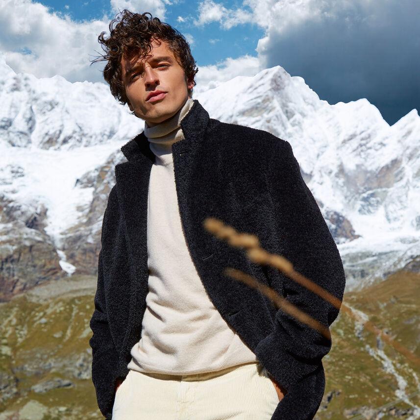 The Montedoro coat