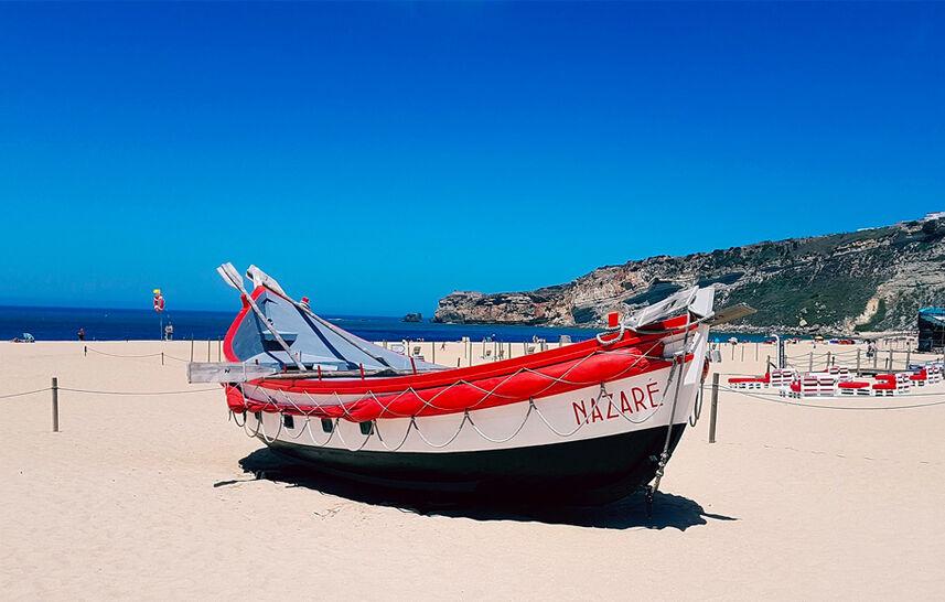 ポルトガル、ナザレの魅力