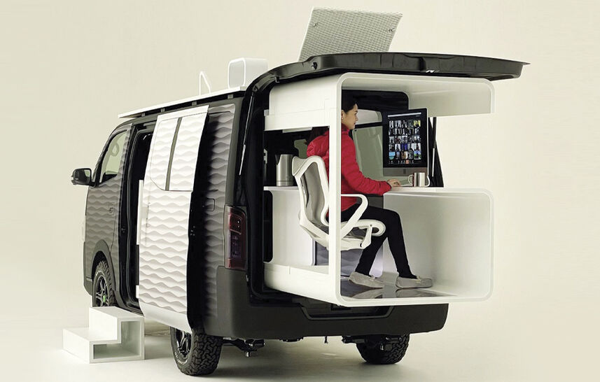 The smart caravan
