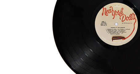 初版レコード