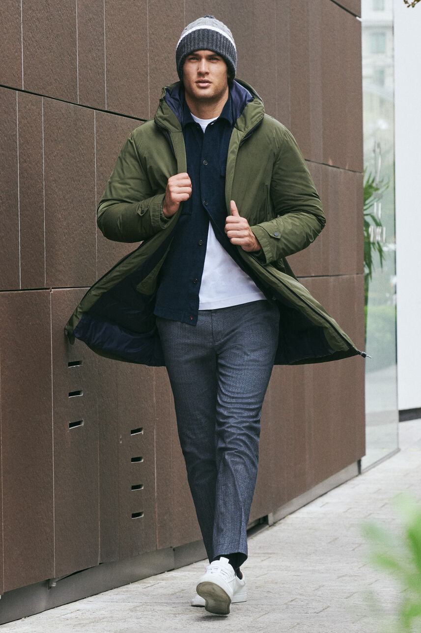 New in: the 3-in-1 Parka