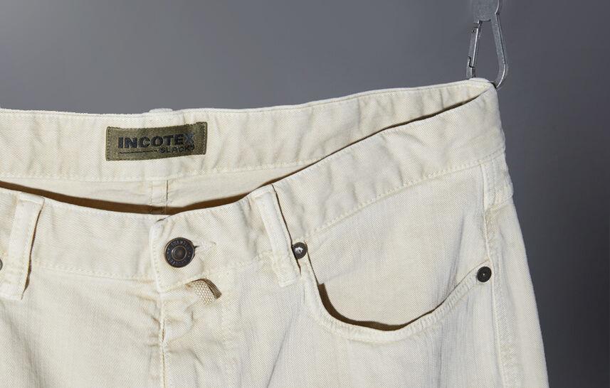 Incotex five-pocket trousers
