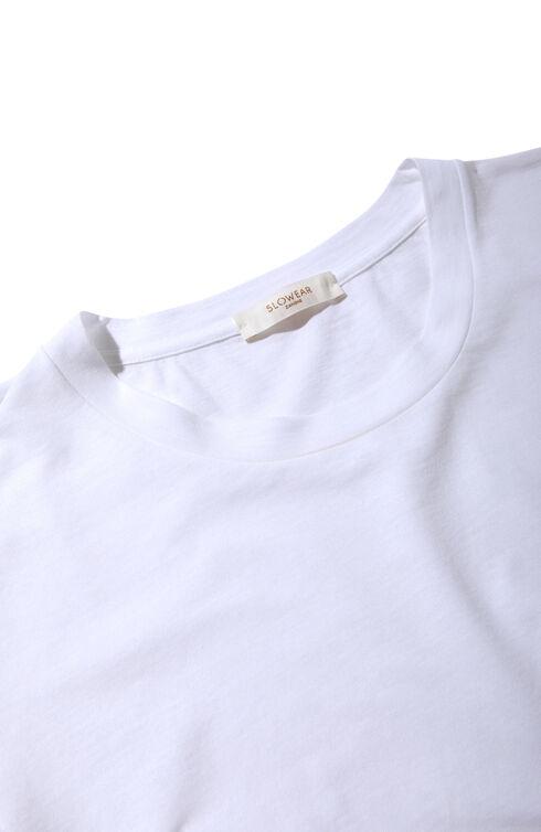Short sleeve slim-fit IceCotton T-shirt , Slowear Zanone | Slowear