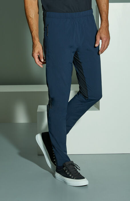 Sports trousers in technical fabric , Isaora | Slowear