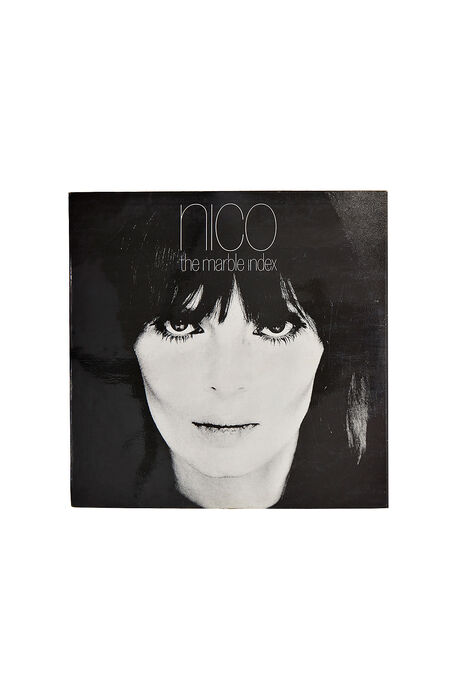 Vinyl - MARBLE INDEX - NICO , Emporio Slowear | Slowear