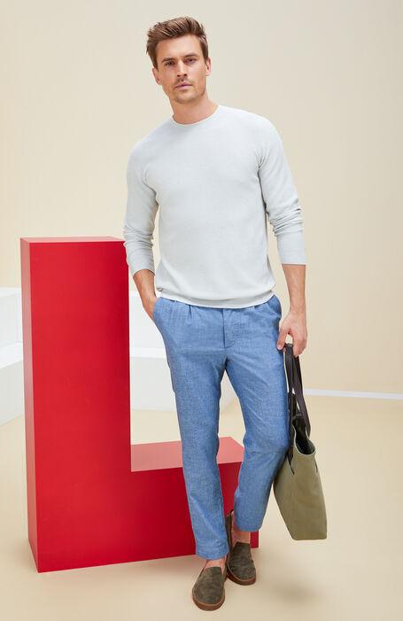 Light Cashmere Reversible Sweater , Zanone | Slowear