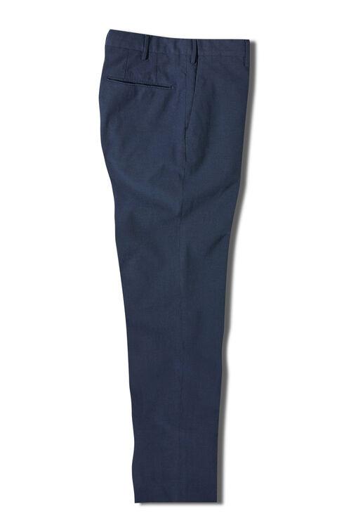 Crepe Cotton Slim Fit Trousers , Incotex - Venezia 1951   Slowear