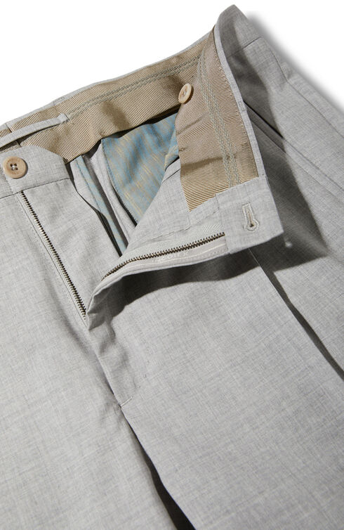 Tropical wool tapered-fit trousers , Incotex - Venezia 1951 | Slowear