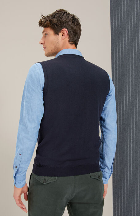 Vest in Flexwool , Zanone | Slowear