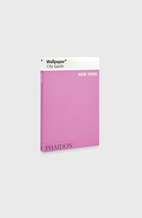 Wallpaper City Guide New York , PHAIDON | Slowear