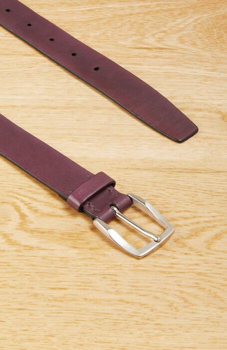 Calf leather belt , Officina Slowear | Slowear