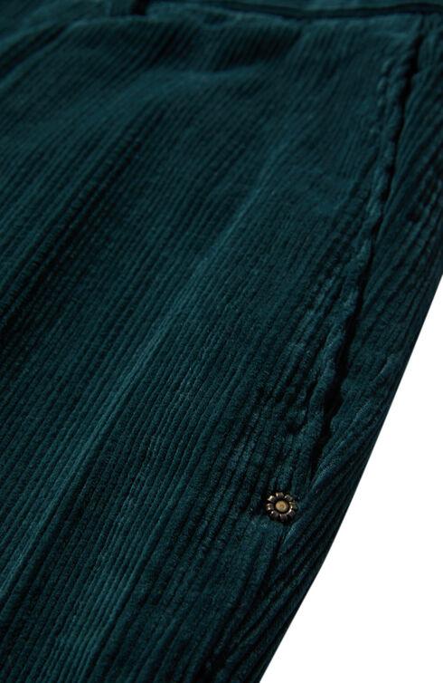 Tapered fit fancy corduroy trousers , Incotex - Verve   Slowear