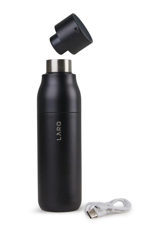 Black water purification bottle , LARQ   Slowear