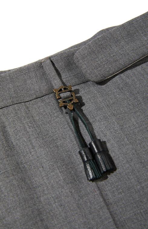 Slim Fit Tropical Wool Trousers , Incotex - Venezia 1951 | Slowear