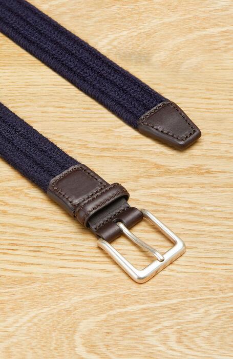 Cintura in mix di lana e pelle di vitello , Officina Slowear | Slowear