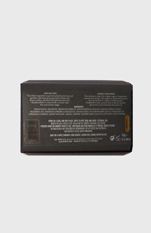 Black edition soap bar , Musgo Real | Slowear