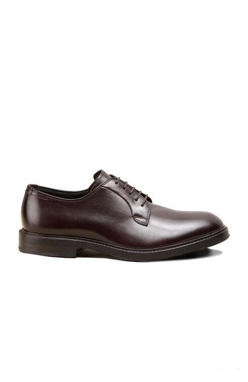 Derby shoe in calf leather , Officina Slowear | Slowear