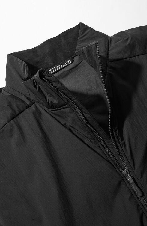 Atorm Lt Hoody black technical vest , Arc'teryx | Slowear