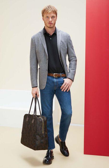 Slim Fit Stretch Denim Trousers , Incotex - Cinque Tasche | Slowear