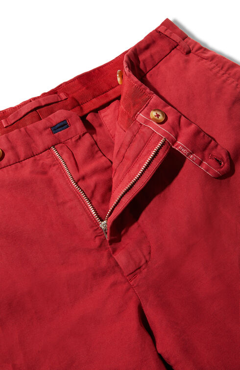 Chinoline regular-fit Bermuda shorts , Incotex - Venezia 1951 | Slowear