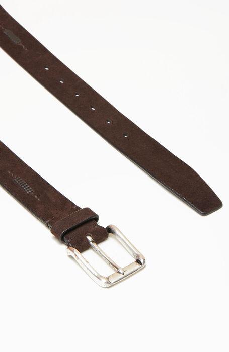 Calf leather belt with Inserts , Officina Slowear | Slowear