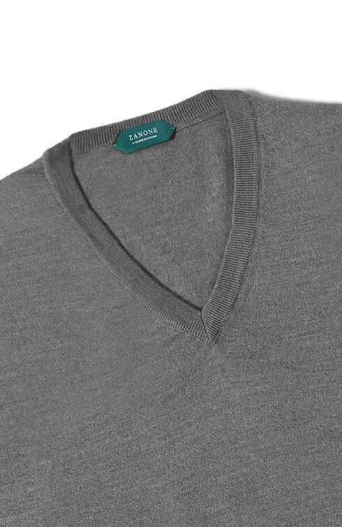 Flexwool V-Neck Sweater , ZANONE Flexwool | Slowear