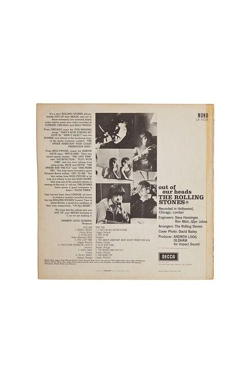 Vinyl - OUT OF OUR HEADS-ROLLING STONES , Emporio Slowear   Slowear