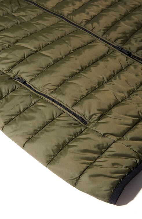 Padded vest with zip closure , Urban Traveler | Slowear