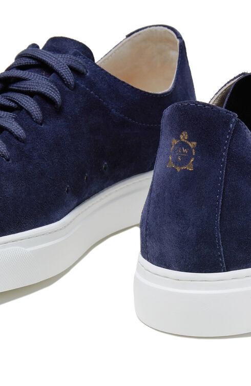 Suede leather sneakers , Officina Slowear | Slowear