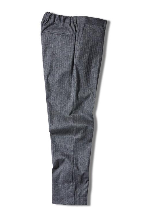Slim fit cloud cotton stretch trousers , Incotex - Venezia 1951   Slowear