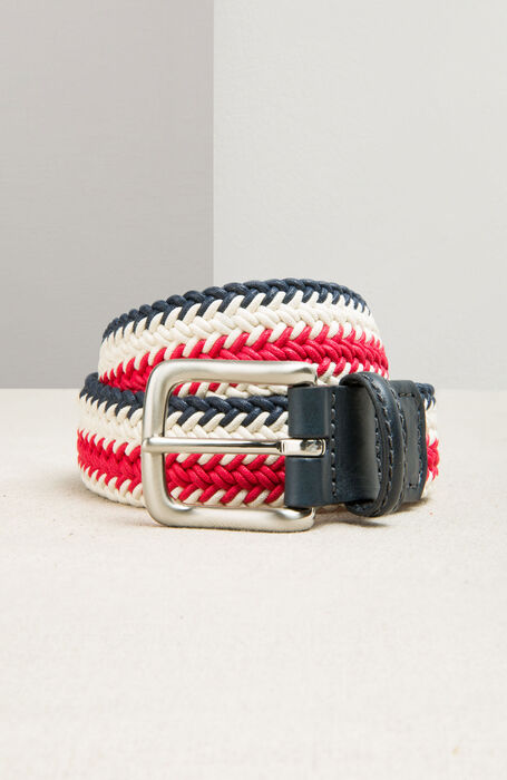 Woven Cotton Belt , Officina Slowear | Slowear