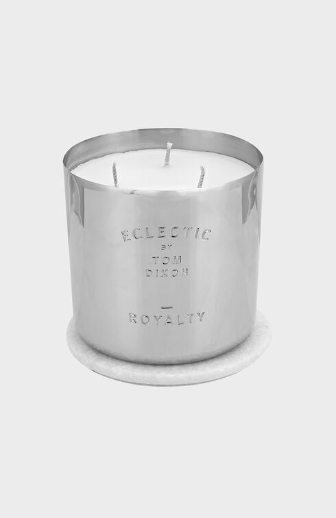 Eclectic Royalty candle large , Tom Dixon   Slowear