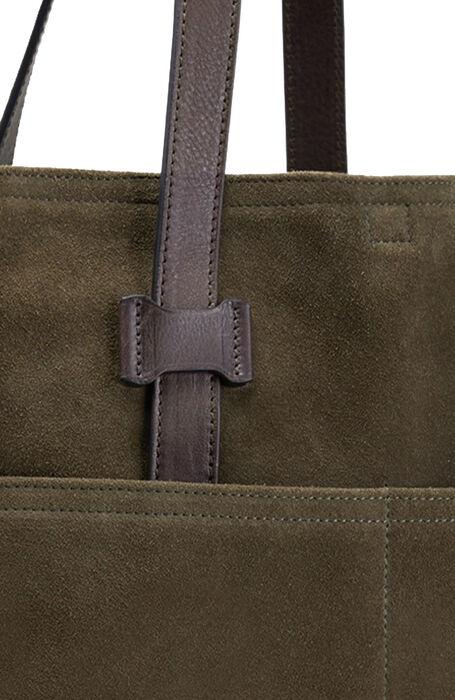 Genuine Leather Tote Bag , Officina Slowear   Slowear