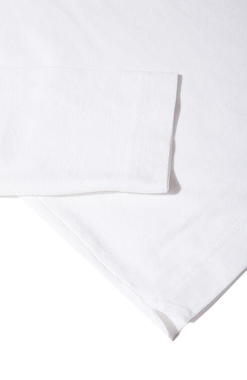 Long-sleeve Ice Cotton T-shirt , ZANONE Icecotton   Slowear