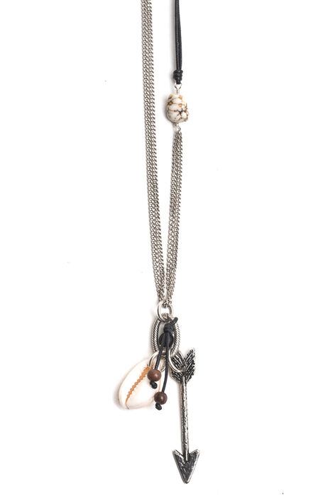 Arrow + Seashell Necklace , Officina Slowear | Slowear