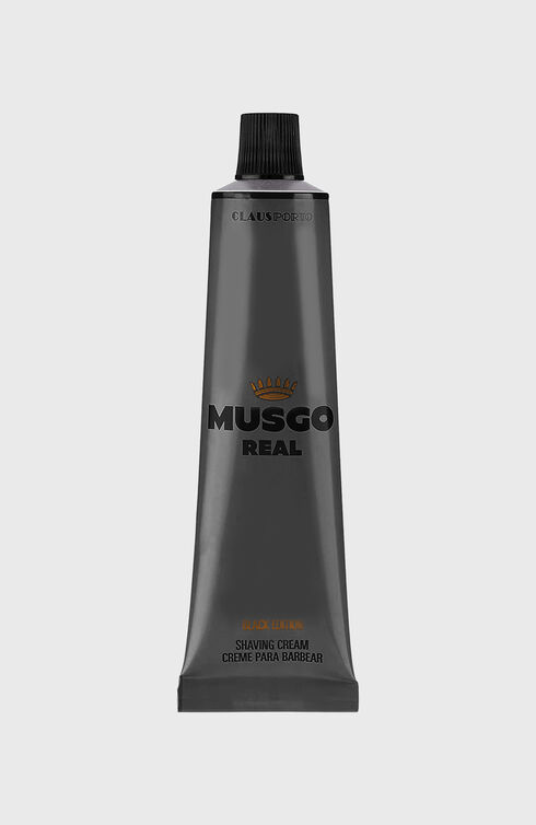 Black edition shaving cream , Musgo Real | Slowear