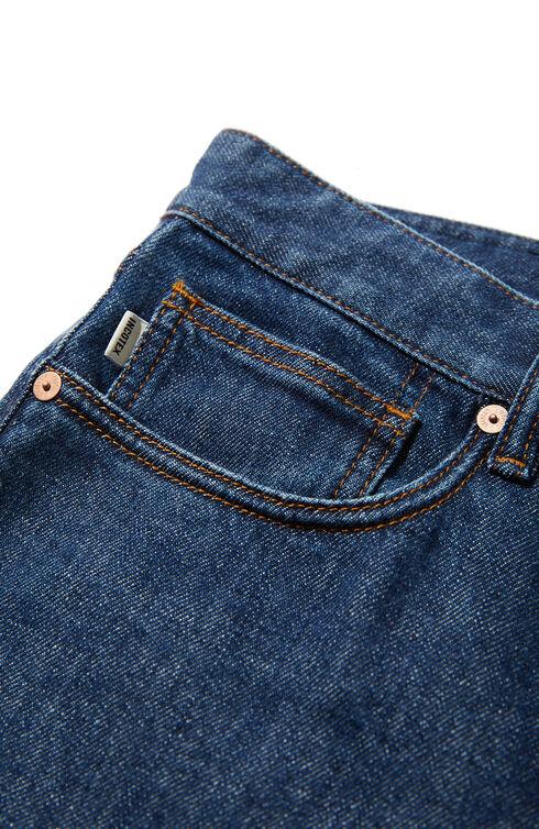 Five-Pocket Stretch Denim Trousers , Incotex - Slacks | Slowear