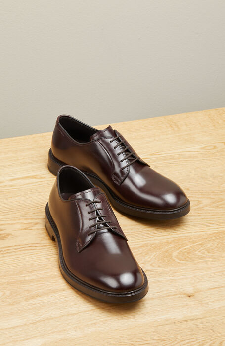 Calfskin derby shoe. Made in Italy. , Officina Slowear | Slowear