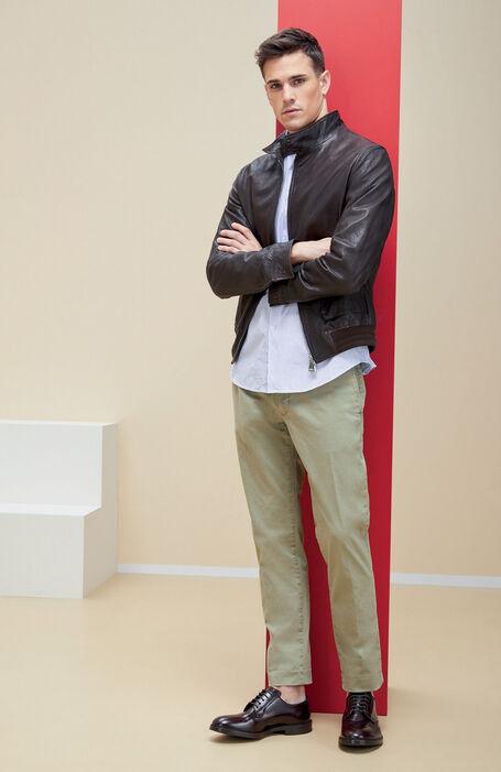 Leather Jacket , Montedoro | Slowear