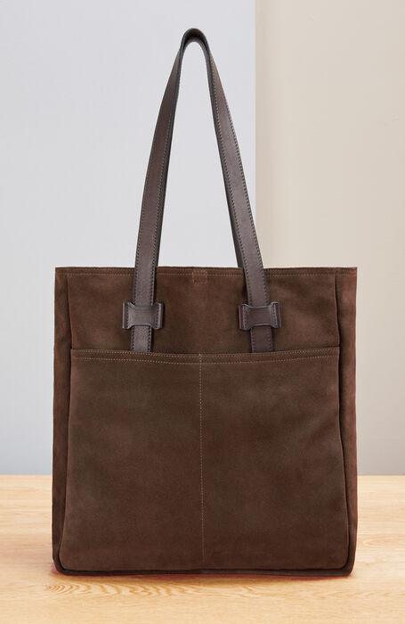 Genuine Leather Tote Bag , Officina Slowear | Slowear