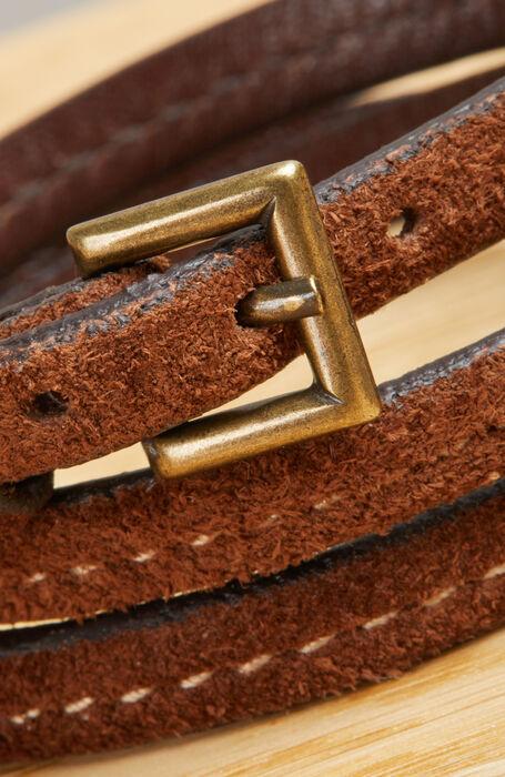 Leather bracelet , Officina Slowear | Slowear