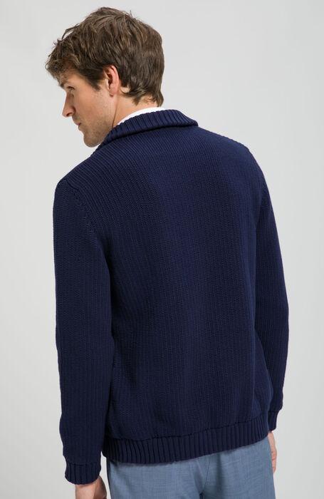 Blazer in Cotton Crêpe , Zanone | Slowear