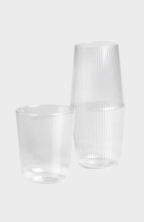 Bonne Nuit Glass by R+D.LAB White , R+D.LAB | Slowear