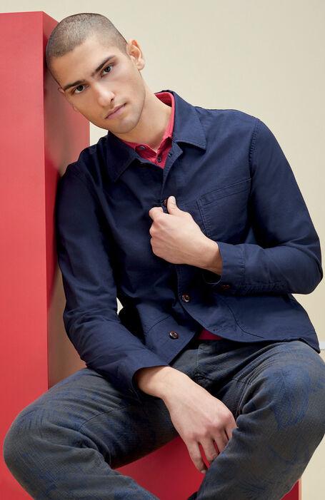 "Lightweight ""Airtech"" Cotton Outerwear Jacket , Montedoro | Slowear"