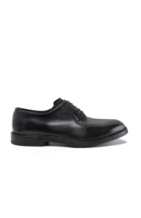 Derby shoe in calf leather , Officina Slowear | Slowear